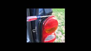 2004 jeep liberty tail light 2004 jeep liberty tail light change youtube