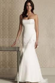 plain white wedding dresses plain wedding dresses wedding corners