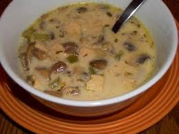 recipe for leftover turkey and rice soup kalyn s