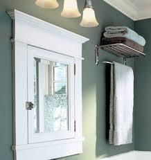 Bathroom Medicine Cabinets Recessed How To Install A Recessed Medicine Cabinet These Oldies But