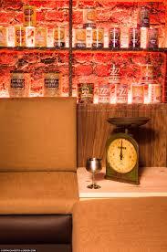london soho bar cahoots designed like a 1940s tube station and