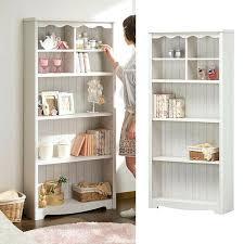 French Country Bookshelf Bookcase Shabby Chic White Bookcase Shabby Chic White Bookshelf