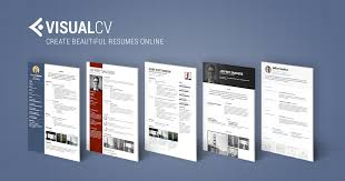 Resume Cv Builder Real Cv Examples U0026 Resume Samples Visual Cv Free Samples Database