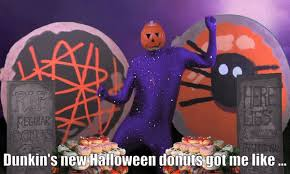 Donut Halloween Costume Dunkin U0027 Donuts Halloween Doughnuts 2017 Popsugar Food