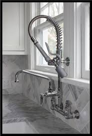 kitchen faucet ideas restaurant style kitchen faucet bjyoho com