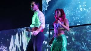dwts light up the night tour dwts light up the night tour sharna gleb youtube