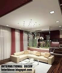Living Room Ceiling Light Fixtures 21 Best Led False Ceiling Lights For Living Room Led Strip