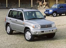 mitsubishi shogun pinin estate review 2000 2005 parkers