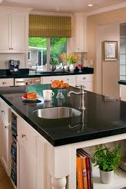 Pictures Of White Kitchen Cabinets With Granite Countertops How To Select The Right Granite Countertop Color For Your Kitchen