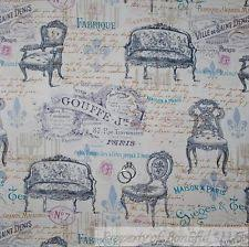 Shabby Chic Upholstery Fabric by Victorian Fabric Ebay
