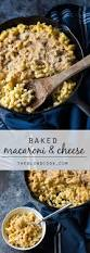 baked macaroni and cheese the blond cook