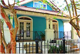 New Orleans Style Home Plans New Orleans Homes And Neighborhoods Craftsman Style Cottage In