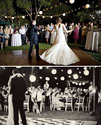 Elegant Backyard Wedding Ideas by Elegant Backyard Wedding Reception