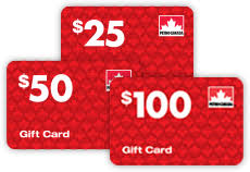 credit preferred price and gift cards petro canada