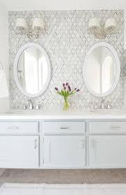 Bathroom Vanity Makeover Ideas by Best 25 Vanity Backsplash Ideas On Pinterest Bathroom Renos