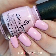 china glaze nail polish review swatches u0026 nail art with live