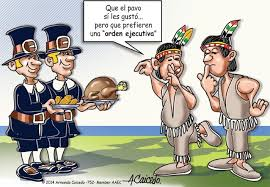 thanksgiving day history or tradition el tiempo