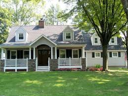 Gabled Dormer Before Curb Appeal Change Level House Add Cover Front Door Shed