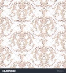 vintage vector luxury baroque card damask stock vector 485397871