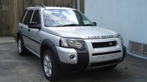 land rover freelander 2005 2004 land rover freelander specs and photos strongauto