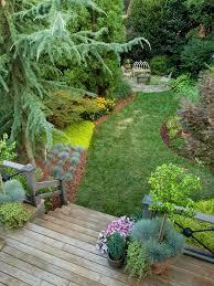 How To Landscape A Sloped Backyard - lanscape ideas 25 trending landscaping ideas ideas on pinterest