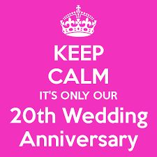 20 Wedding Anniversary Quotes For 20th Wedding Anniversary Quotes Funny Like Success