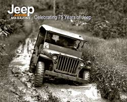jeep jamboree 2016 75 years of jeep jeep action magazine