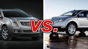 lincoln mks vs cadillac xts cadillac srx vs lincoln mkx carsdirect