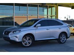 lexus suv for sale used 2014 lexus rx 350 for sale in tempe az serving scottsdale used