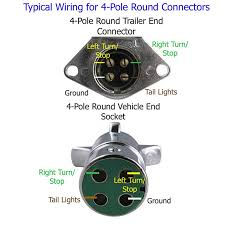 typical 7 way trailer wiring diagram 6 prong toggle switch diagram