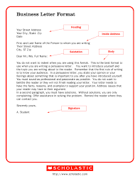 templates for a business letter printable sle business letter template form forms and template