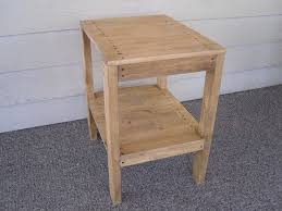 Build A Small End Table by The Most Amazing And Interesting How To Make A Small End Table For