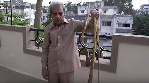 the man with the longest fingernails in the world explore