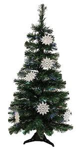 northlight 3 pre lit fiber optic artificial tree with