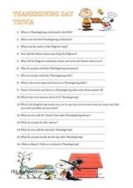 10 thanksgiving trivia questions baby