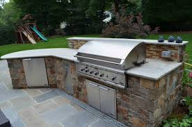 backyard kitchen ideas outdoor kitchen u0026 bbq design u0026 installation bergen county nj