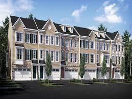 kennedy floor plan in summit bridge townhomes calatlantic homes