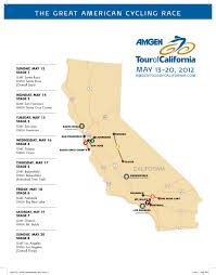 Bloomington Ca Map 2012 Amgen Tour Of California Route U2013 Podiuminsight Com