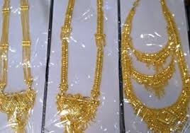 new gold set shubh laxmi jewellers new delhi retailer of gold jewellery and