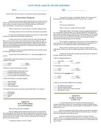 language arts 8th grade worksheets worksheets