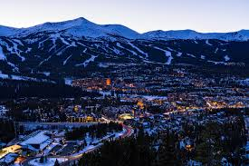 Breckenridge Map Final Countdown To Dew Tour Ski And Snowboard Competition In