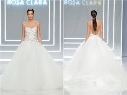 robe de mariã e espagnole collection robes de mariée rosa clara 2017 la mariée en colère