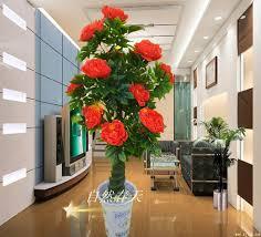 lovely decoration fake plants for living room decorative plants