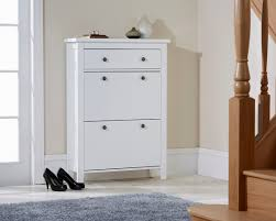shoe cabinet with drawer shoe storage