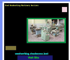 Woodworking Machinery Exhibition In India by