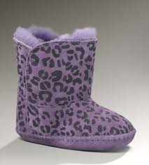ugg australia s purple adirondack boots leopard print boot infant by ugg australia at neiman
