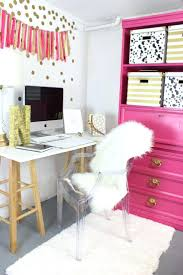 Chic Desk Accessories by Office Design Pink Office Desk Accessories Pink Office Desk