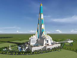 Who Designed The Eiffel Tower India Is Building The World U0027s Tallest Temple Business Insider