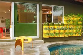 self watering living wall planter huffpost