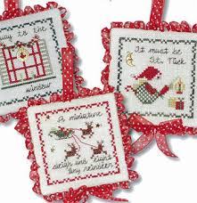 jbw designs twas the ornaments ii cross stitch pattern